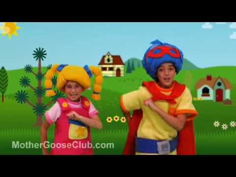 Rig a Jig Jig – Mother Goose Club Songs for Children