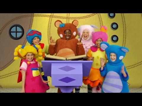 Teddy Bear Boogie Woogie – DVD Episode – Mother Goose Club Songs for Children
