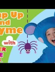 Jump Up and Rhyme – Preschool Songs With Mother Goose Club