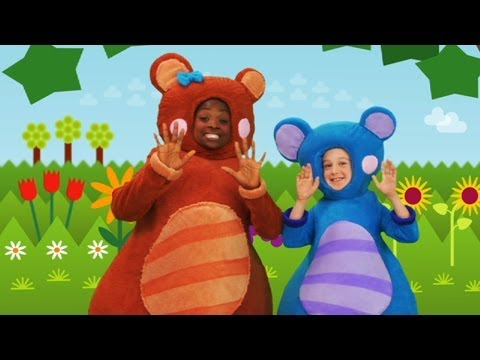 Itsy Bitsy Spider (HD) | Mother Goose Club Rhymes for Children