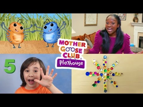 Get Up and Dance With Mother Goose Club Playhouse! Real Kids, Real Rhymes, Real Fun