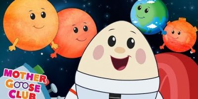 Eight Planets | Featuring Humpty Dumpty | Mother Goose Club Kid Songs and Nursery Rhymes | LIVE