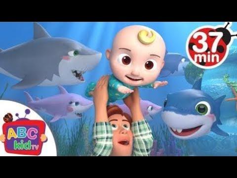 Bebé Tiburón | + Más Canciones De Cuna Y Niños – Abckidtv