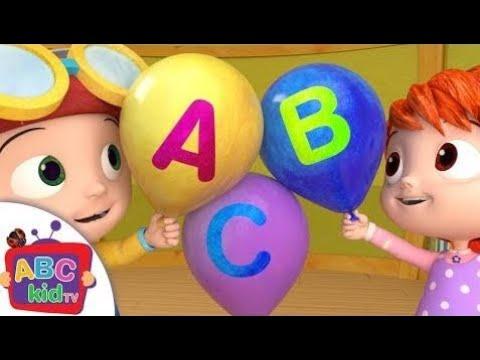 Canción Abc Con Globos – Abckidtv