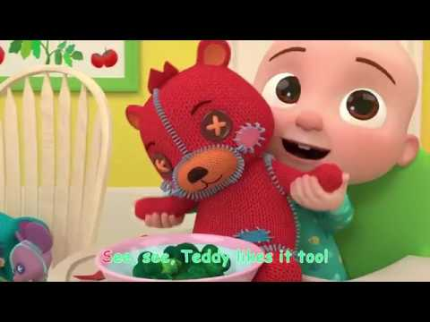 Yes Yes Vegetables Song –  ABCkidTV Nursery Rhymes & Kids Songs