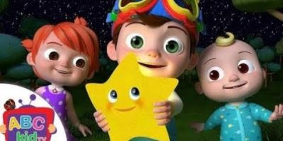 Brillar Centellear Pequeña Estrella | Rimas Infantiles De Abckidtv Y Canciones Infantiles