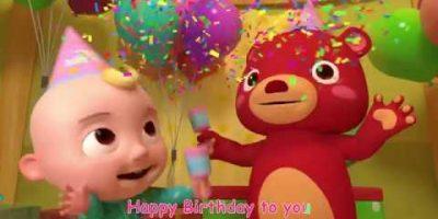 Happy Birthday Song   Nursery Rhymes & Kids Songs   ABCkidTV