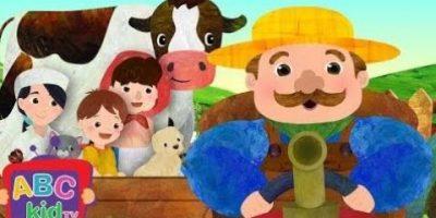Agricultor En El Dell | Canciones De Cuna – Abckidtv