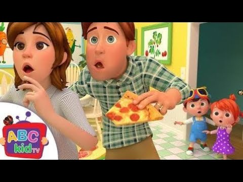 Johny Johny Yes Papa (Parents Version) | ABCkidTV Nursery Rhymes & Kids Songs