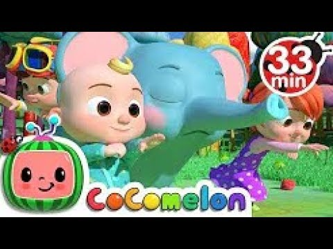 Animal Dance | +More Nursery Rhymes – Cocomelon (ABCkidTV)