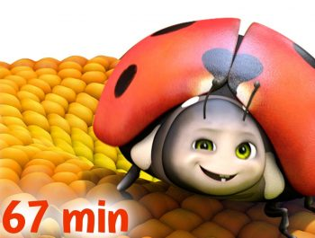? Five Little Ladybugs | Nursery Rhymes Collection and Kids Songs from Dave and Ava ?