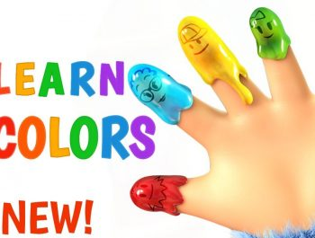 ? Finger Family Colors – Nursery Rhymes for Kids – Learn Colors with Dave and Ava?