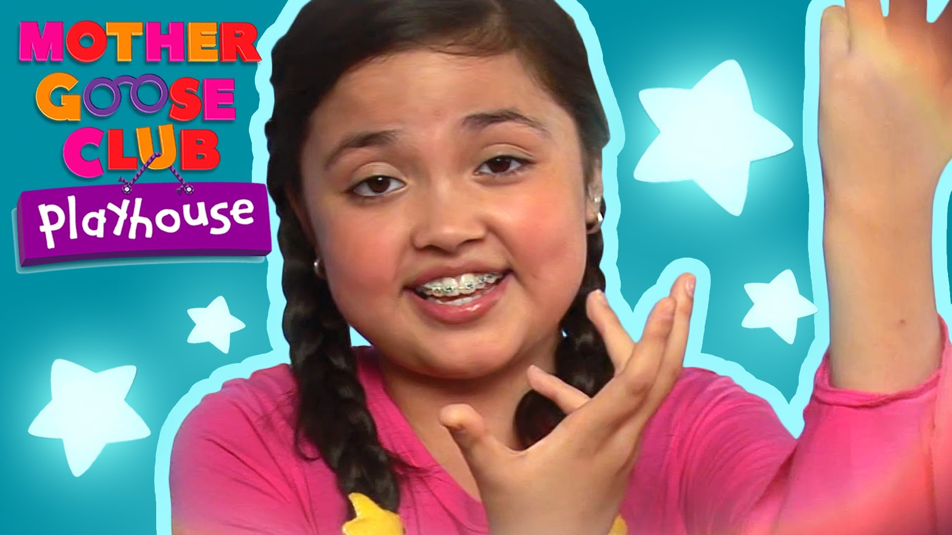 Twinkle Twinkle Little Star – Mother Goose Club Playhouse Kids Video