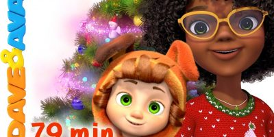 ? Christmas Songs for Kids | Deck the Halls | Christmas Songs Collection from Dave and Ava ?