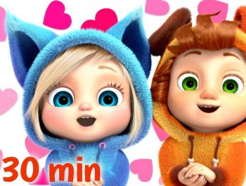 ?   Skidamarink – Happy Valentine's Day! | Dave and Ava Nursery Rhymes and Baby Songs?