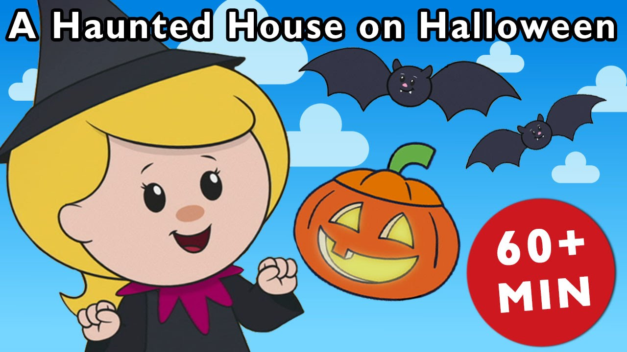 A Haunted House on Halloween Night and More | Nursery Rhymes from Mother Goose Club!