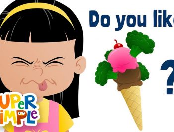 Do You Like Broccoli Ice Cream? | Super Simple Songs