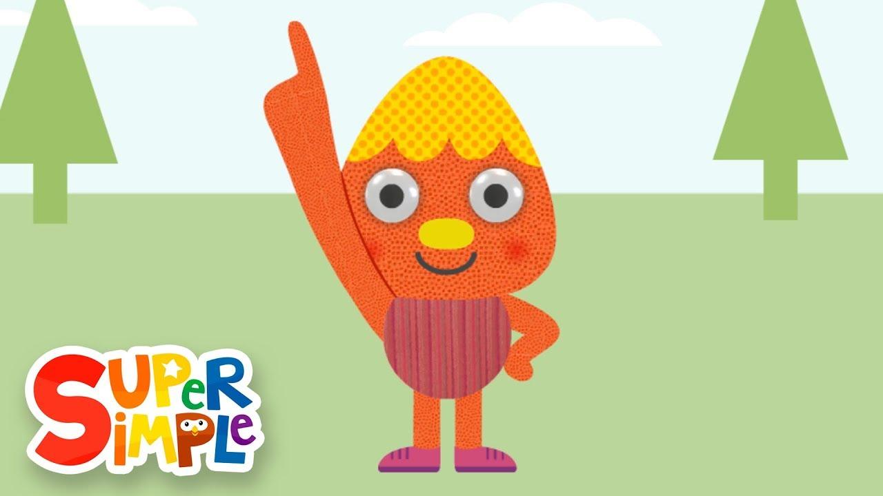 One Little Finger   Super Simple Songs