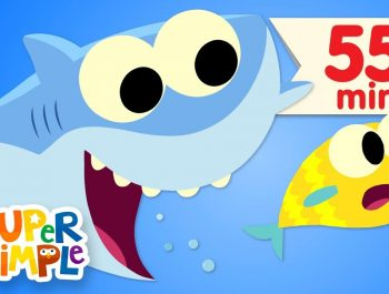 Baby Shark | + More Kids Songs | Super Simple Songs