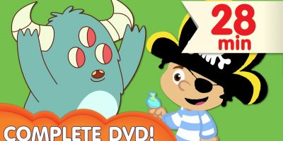 Halloween Songs for Kids! | Full DVD from Super Simple Songs