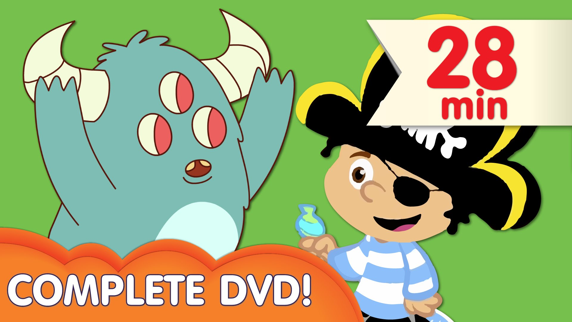 Halloween Songs for Kids! | Full DVD from Super Simple Songs