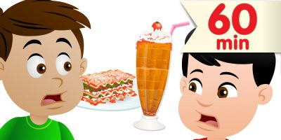 Do You Like Lasagna Milkshakes | + More Kids Songs | Super Simple Songs