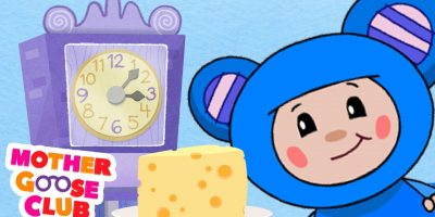 Hickory Dickory Dock – Mother Goose Club Rhymes for Kids