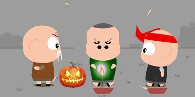 Cocomelon TV Season 2: Pumpkin Halloween 2018