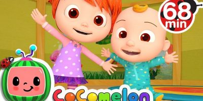 Stretching and Exercising Song | +More Nursery Rhymes & Kids Songs – Cocomelon (ABCkidTV)