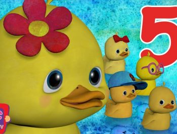 Five Little Ducks | Cocomelon (ABCkidTV) Nursery Rhymes & Kids Songs