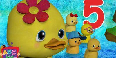 Five Little Ducks | Cocomelon (ABCkidTV) Nursery Rhymes & Kids Songs