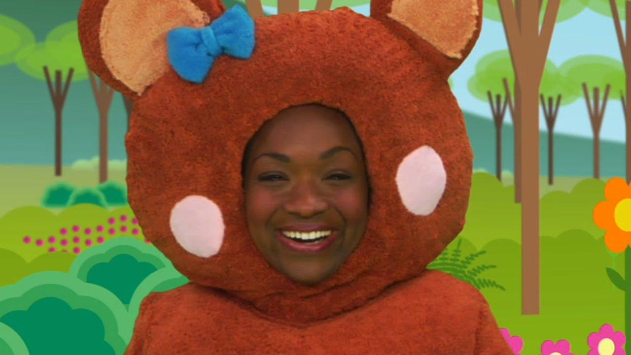 Teddy Bear, Teddy Bear |  Mother Goose Club Rhymes for Children