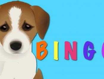 BINGO – Dog Song Nursery Rhyme   Kids Animation Rhymes For Children