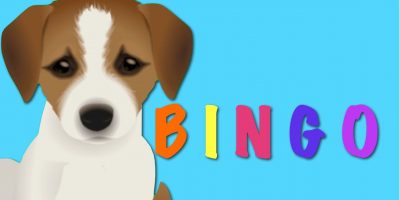 BINGO – Dog Song Nursery Rhyme | Kids Animation Rhymes For Children