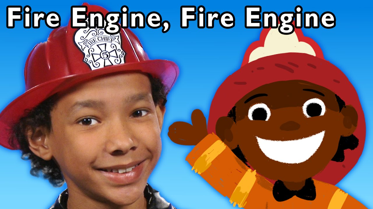 Fire Engine, Fire Engine and More | Baby Songs from Mother Goose Club!