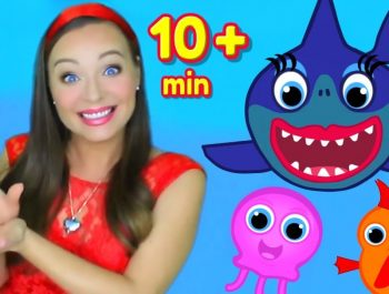 Baby Shark | Animal Sounds Song and More Nursery Rhymes and Baby Songs for Kids