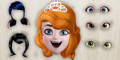 Mavis Wrong Face Parts Surprize Boxes Nursery Rhymes