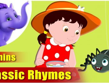 Nursery Rhymes Vol1 – Collection of Twenty Rhymes