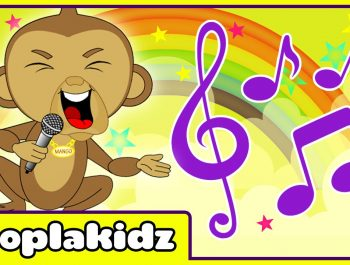 Kids Songs For Toddlers Dancing and Singing by HooplaKidz