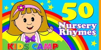 BEST 50 English Nursery Rhymes Songs for Children from Kidscamp