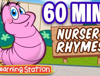 Herman the Worm – Popular Nursery Rhymes Playlist for Children – by The Learning Station