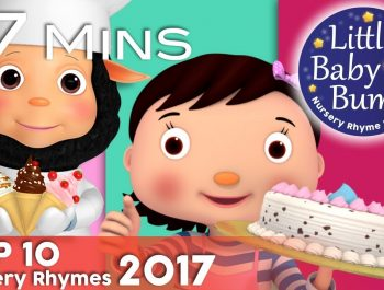 Little Baby Bum | Top 10 Nursery Rhymes! | Nursery Rhymes for Babies | Songs for Kids