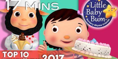 Little Baby Bum | Top 10 Nursery Rhymes! | Nursery Rhymes for Babies | Songs for Kids