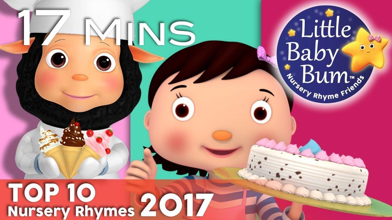 Little Baby Bum   Top 10 Nursery Rhymes!   Nursery Rhymes for Babies   Songs for Kids