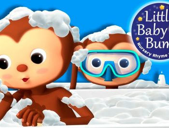 Bath Song | Part 1 | Little Baby Bum | Nursery Rhymes for Babies | Videos for Kids