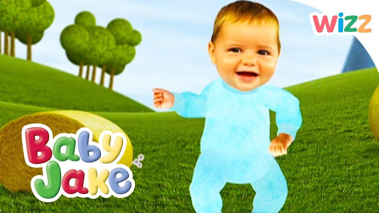 Baby Jake - Yacki Yacki Yoggi Song - Nursery Rhymes for Baby