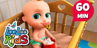 Johny Johny Yes Papa – Great Songs for Children | LooLoo Kids