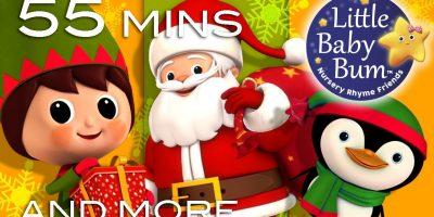 Jingle Bells | Christmas Songs | Little Baby Bum | Nursery Rhymes for Babies