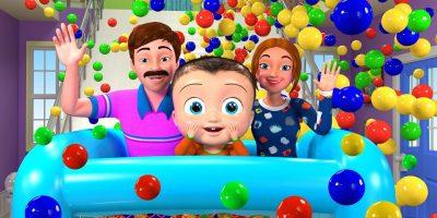 Surprise Song | Fun in Ball Pit |+More BST Kids Songs & Nursery Rhymes