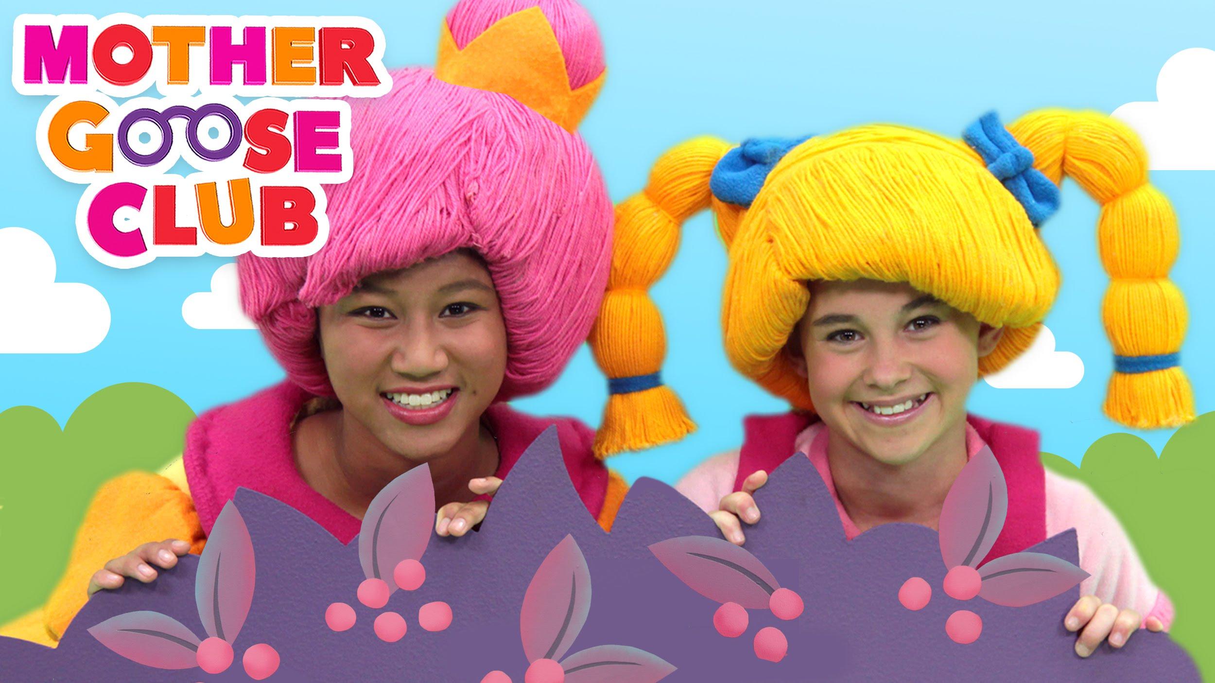 Pop Goes the Weasel | Mother Goose Club Kids Karaoke